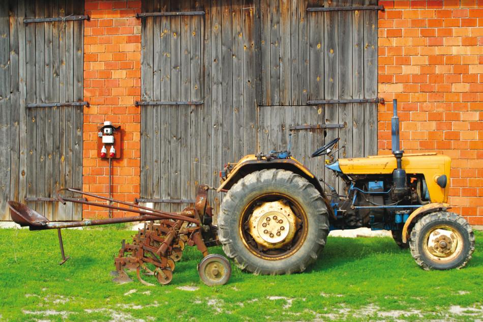 Revisione macchine agricole for Porrini macchine agricole